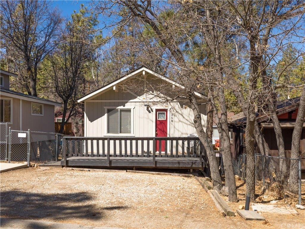 358 San Bernardino Avenue, Big Bear City, CA 92386 - MLS#: EV21071625