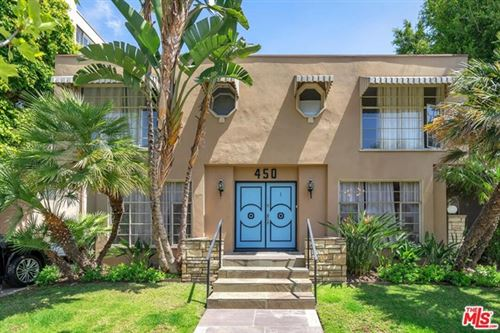 Photo of 450 S Rexford Drive, Beverly Hills, CA 90212 (MLS # 21721626)