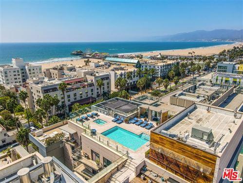 Photo of 1755 Ocean Avenue #101, Santa Monica, CA 90401 (MLS # 21784626)