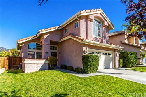 Photo of 35080 Hollow Creek Drive, Yucaipa, CA 92399 (MLS # IV21233626)