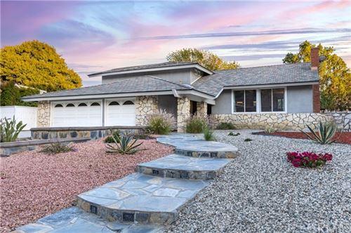 Photo of 15840 La Lindura Drive, Whittier, CA 90603 (MLS # PW21099626)
