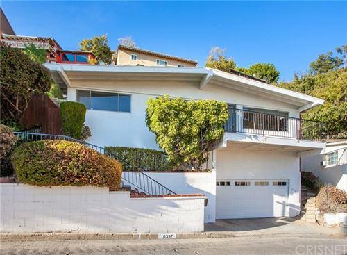 Photo of 6337 Bryn Mawr Drive, Hollywood Hills, CA 90068 (MLS # SR20248626)