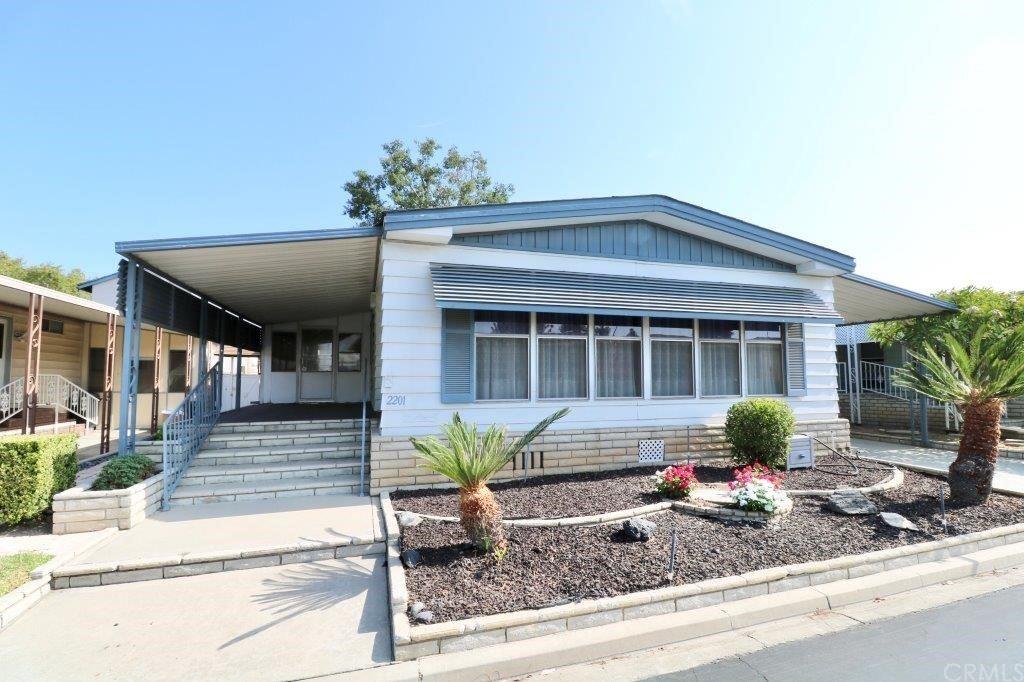 2201 Lake View Drive #20, La Habra, CA 90631 - MLS#: OC21152626