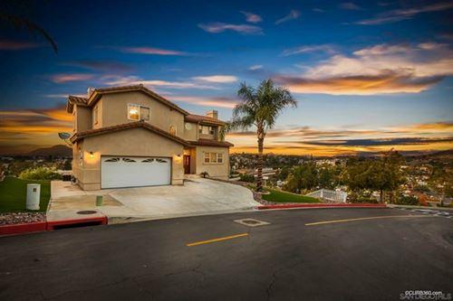 Photo of 1700 Horizon Heights Cir, El Cajon, CA 92019 (MLS # 210009627)