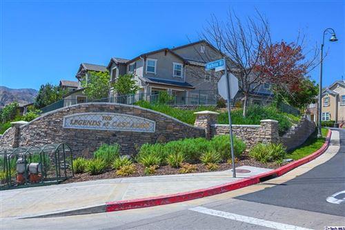 Photo of 16652 Nicklaus Drive #93, Sylmar, CA 91342 (MLS # 320007627)