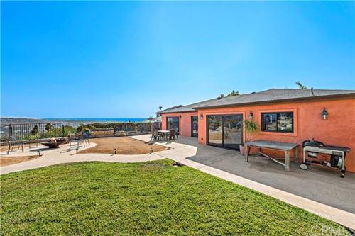 Photo of 25231 Sea Vista Drive, Dana Point, CA 92629 (MLS # OC20246627)
