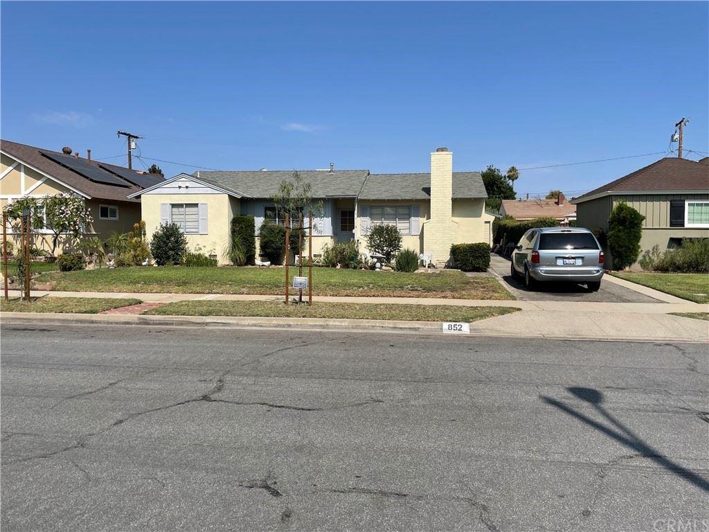 852 N Fenimore Avenue, Covina, CA 91723 - MLS#: CV21178627