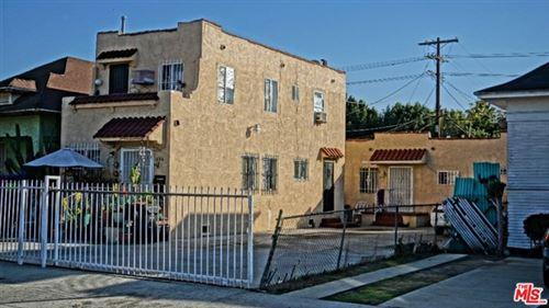 Photo of 1174 E 53Rd Street, Los Angeles, CA 90011 (MLS # 20601628)