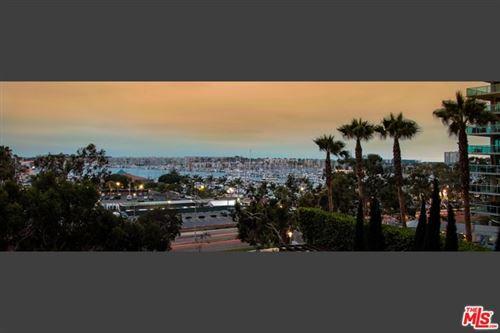 Photo of 13650 Marina Pointe Drive #701, Marina del Rey, CA 90292 (MLS # 21704628)