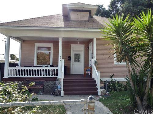 Photo of 565 N Gordon Street, Pomona, CA 91768 (MLS # MB21096629)