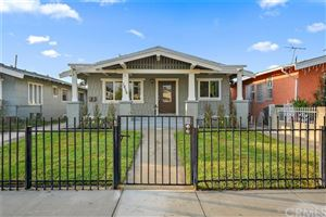 Photo of 1836 W 38th Place, Los Angeles, CA 90062 (MLS # RS19245629)