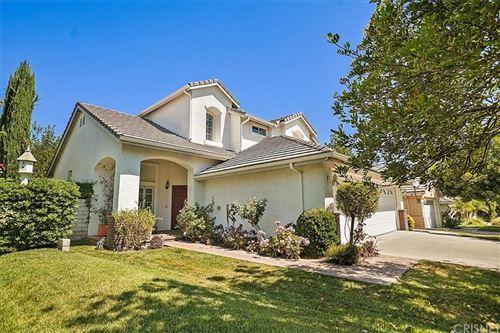 Photo of 25623 Shaw Place, Stevenson Ranch, CA 91381 (MLS # SR21159629)