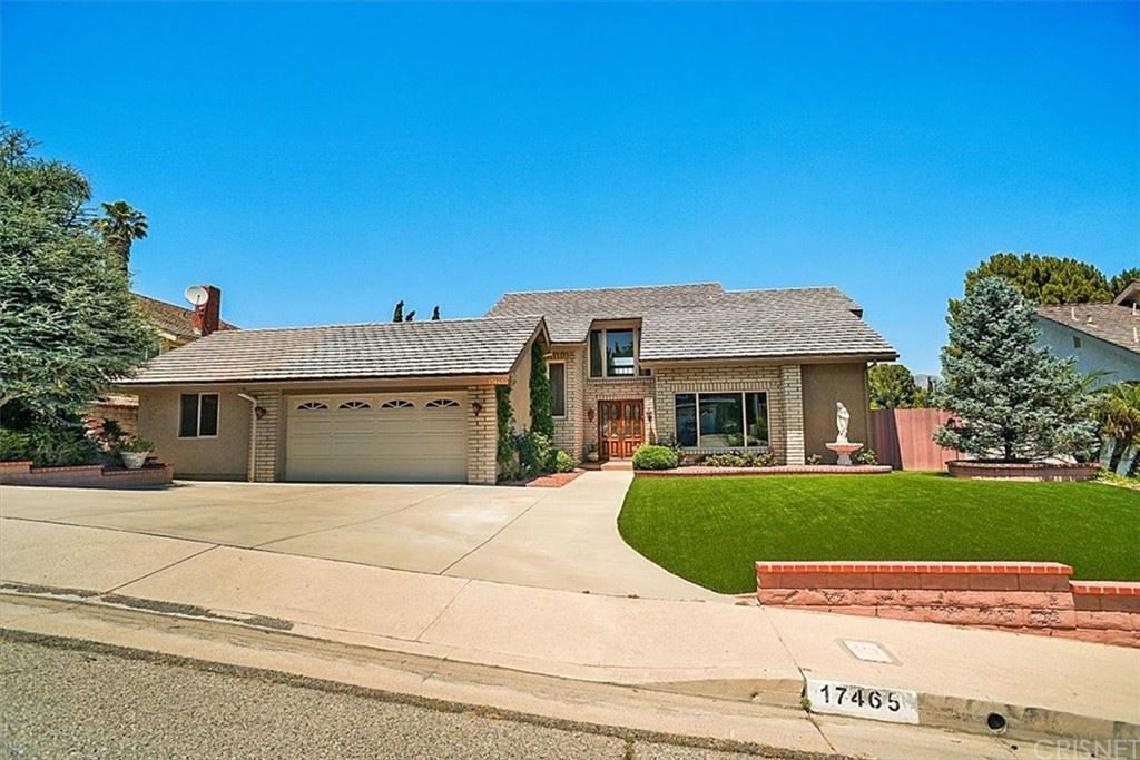 Photo of 17465 Rushing Drive, Granada Hills, CA 91344 (MLS # SR21143629)