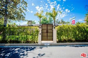 Photo of 1111 CASIANO Road, Los Angeles, CA 90049 (MLS # 19456630)