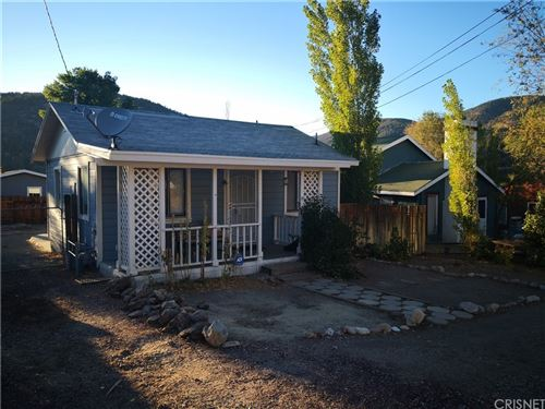 Photo of 221 Cedar Street, Frazier Park, CA 93225 (MLS # SR21198630)