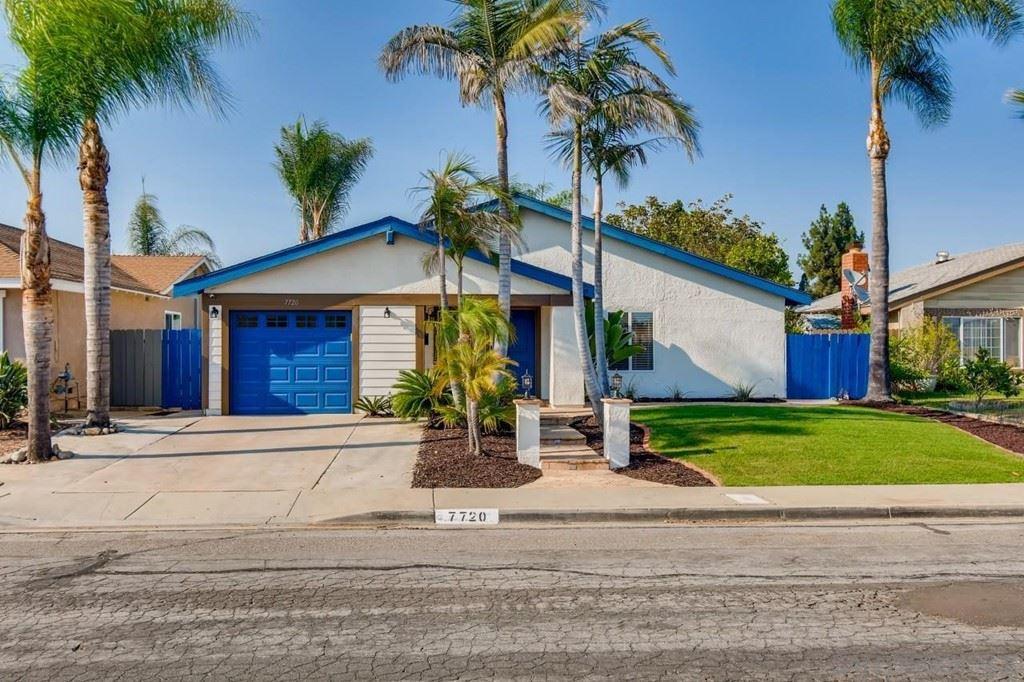 7720 Tyrolean Road, San Diego, CA 92126 - MLS#: 210025630
