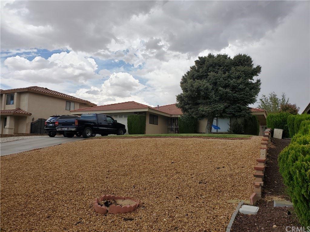 Photo for 17870 Sage Hen Road, Victorville, CA 92395 (MLS # CV21203630)