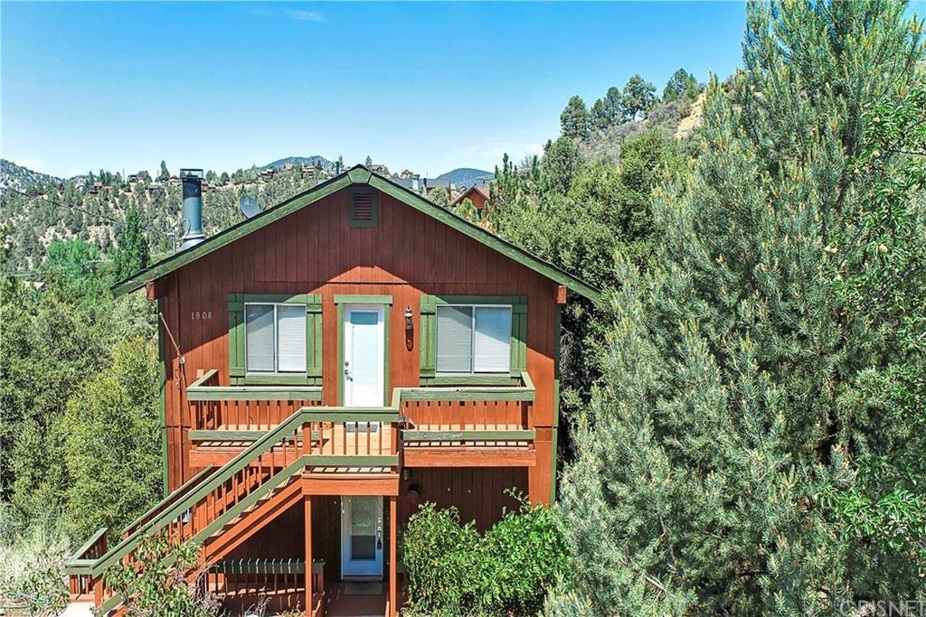 1908 Pioneer Way, Pine Mountain Club, CA 93222 - #: SR21144630