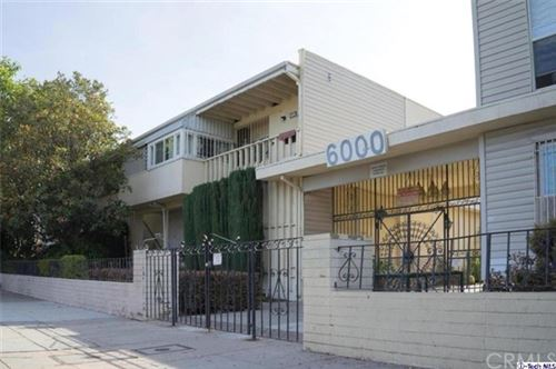 Photo of 6000 Coldwater Canyon Avenue #12, North Hollywood, CA 91606 (MLS # 319004631)