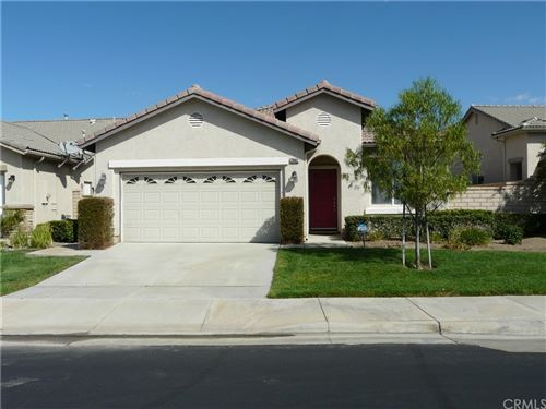 Photo of 28062 Whisperwood Drive, Menifee, CA 92584 (MLS # SW21217631)
