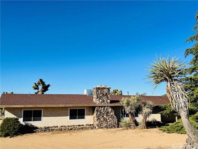 58440 Lisbon Drive, Yucca Valley, CA 92284 - MLS#: JT20208631