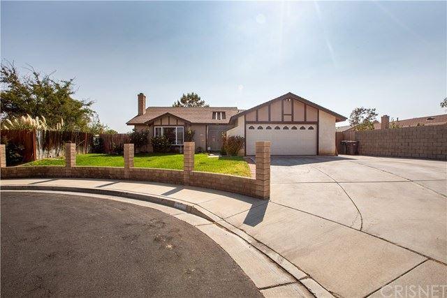 2420 Oriole Court, Palmdale, CA 93550 - MLS#: SR20210631