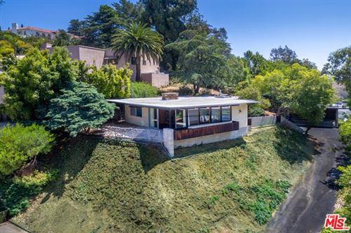 Photo of 1130 SUNSET VALE Avenue, Los Angeles, CA 90069 (MLS # 20588632)