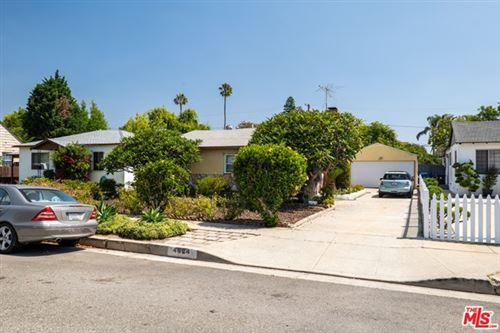Photo of 4624 Coolidge Avenue, Culver City, CA 90230 (MLS # 20604632)
