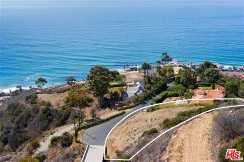 Photo of 20963 Las Flores Mesa Drive, Malibu, CA 90265 (MLS # 21786632)