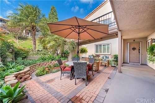 Photo of 3362 Monte Hermoso #A, Laguna Woods, CA 92637 (MLS # OC20007632)