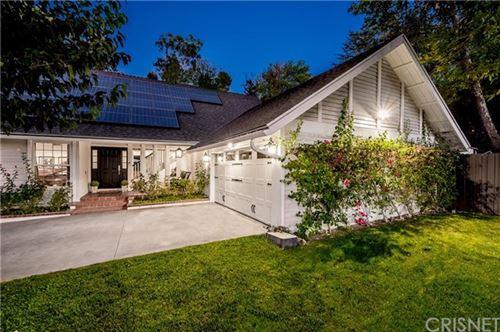 Photo of 4212 Meadow Lark Drive, Calabasas, CA 91302 (MLS # SR20223632)