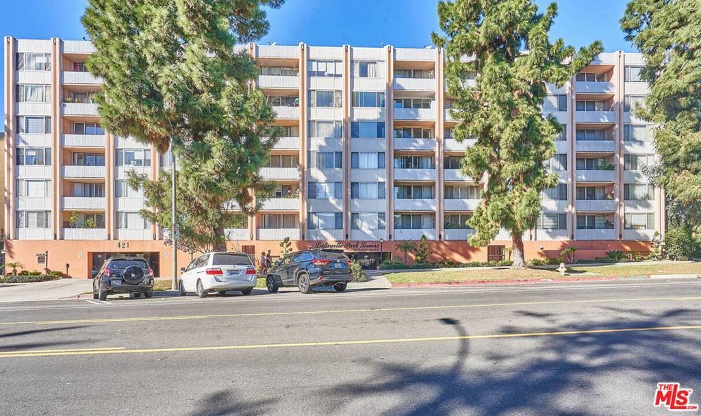 421 S La Fayette Park Place #607, Los Angeles, CA 90057 - MLS#: 21758632