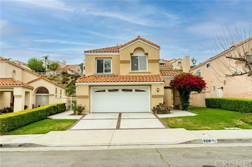 Photo of 920 Calle Del Pacifico, Glendale, CA 91208 (MLS # SR21099633)