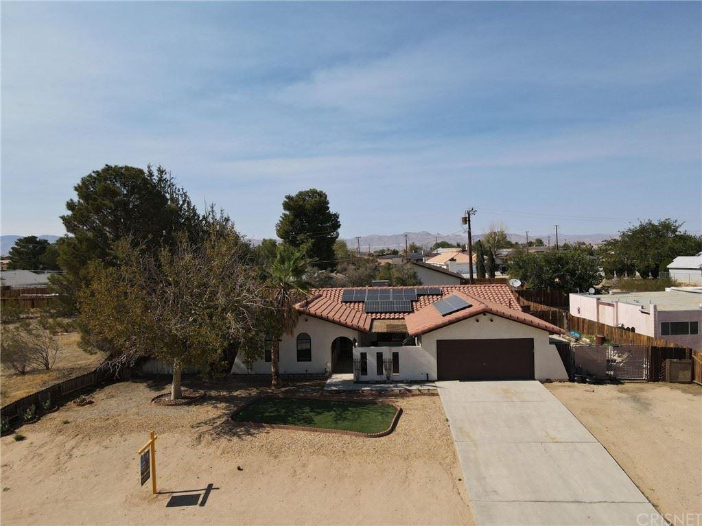 21725 Bancroft Drive, California City, CA 93505 - MLS#: SR21231633