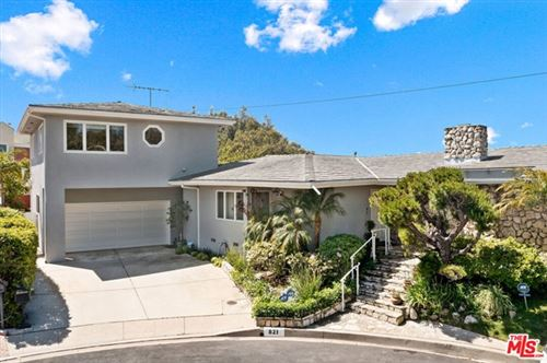 Photo of 821 Glenmere Way, Los Angeles, CA 90049 (MLS # 21728634)