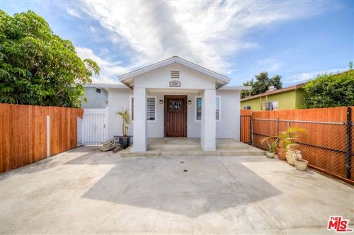 Photo of 1726 W 37TH Place, Los Angeles, CA 90018 (MLS # 21767634)