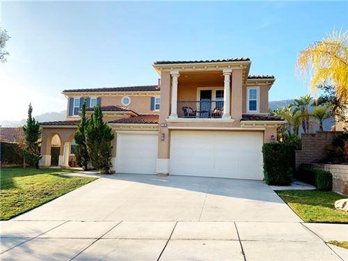 Photo of 7739 Lady Banks Loop, Corona, CA 92883 (MLS # OC20011634)