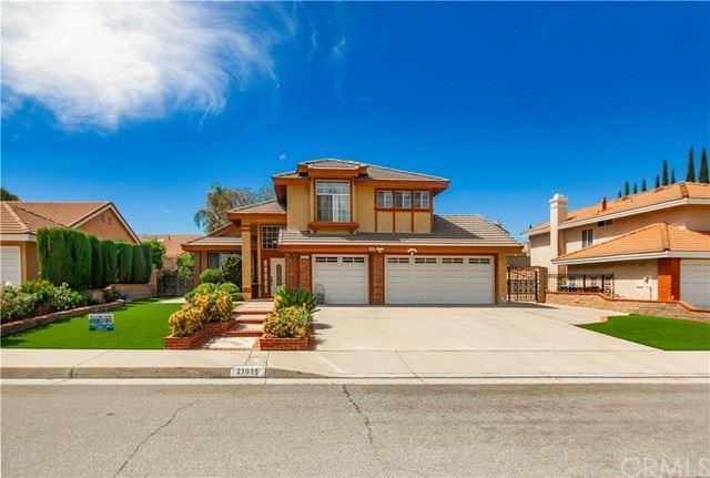21015 Parkridge Drive, Walnut, CA 91789 - MLS#: WS21123634