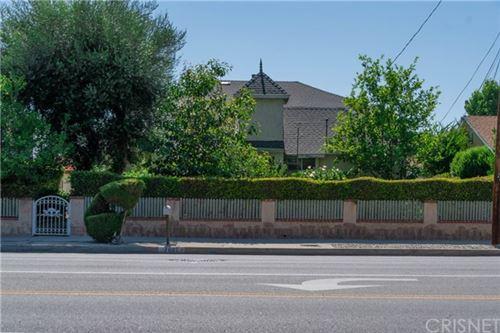 Photo of 7607 Corbin Avenue, Winnetka, CA 91306 (MLS # SR20136635)