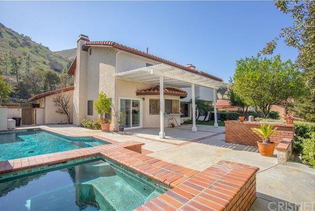 7132 Castle Peak Drive, West Hills, CA 91307 - MLS#: SR21059635