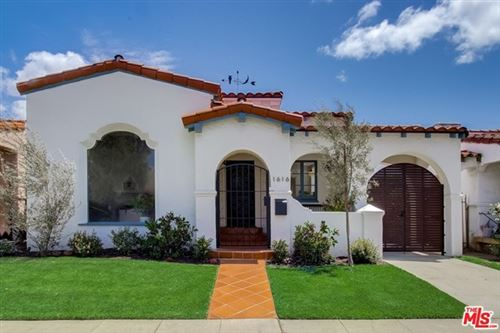 Photo of 1616 S Crescent Heights Boulevard, Los Angeles, CA 90035 (MLS # 21724636)
