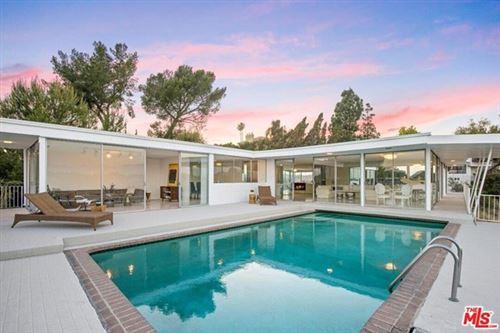 Photo of 2216 Summitridge Drive, Beverly Hills, CA 90210 (MLS # 21741636)
