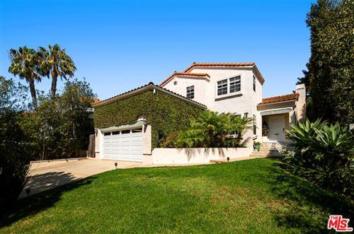 Photo of 1136 Galloway Street, Pacific Palisades, CA 90272 (MLS # 21778636)