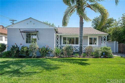 Photo of 12506 Miranda Street, Valley Village, CA 91607 (MLS # SR21080636)