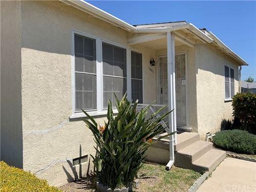 Photo of 11863 Weir Street, Culver City, CA 90230 (MLS # SB21094637)