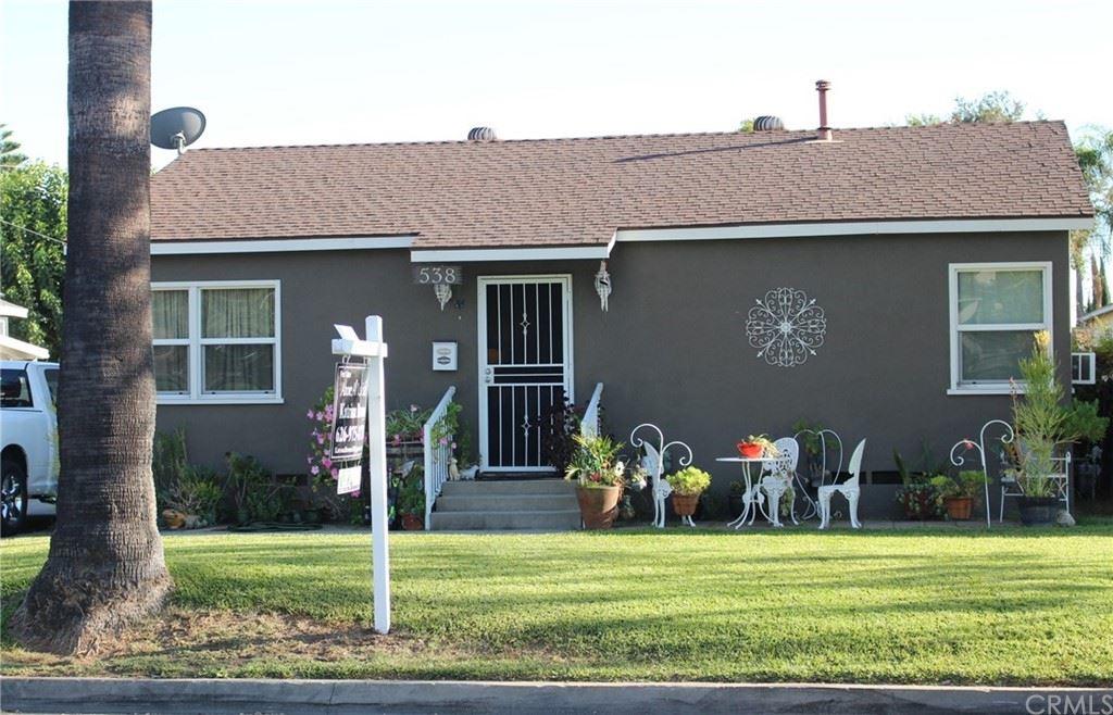 538 Diamond Street, Monrovia, CA 91016 - MLS#: CV21221637