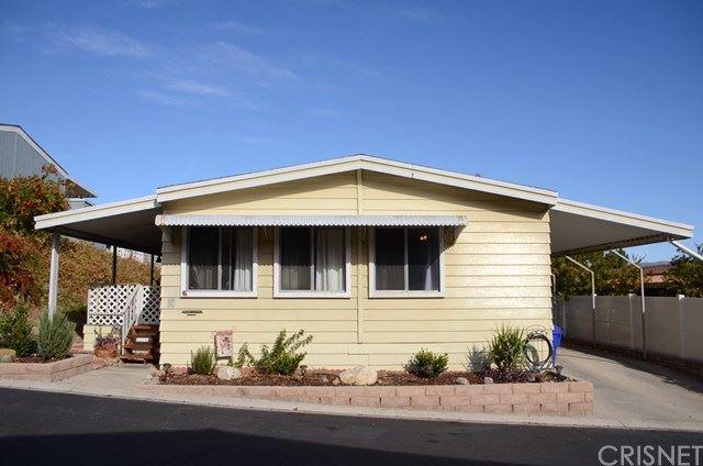 27735 Moonridge Lane #63, Castaic, CA 91384 - MLS#: SR21002637