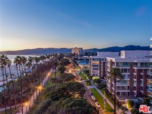 Photo of 515 OCEAN Avenue #407, Santa Monica, CA 90402 (MLS # 19484638)
