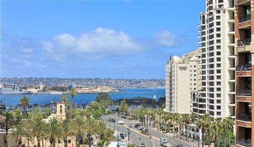 Photo of 500 W Harbor Dr. #1020, San Diego, CA 92101 (MLS # 210029638)