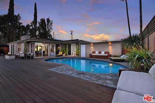 Photo of 3608 Beverly Ridge Drive, Sherman Oaks, CA 91423 (MLS # 21682638)